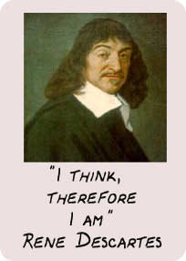 an examination of rene descartes argument for gods existence Ontological argument part of a series on the: philosophy of religion religious concepts afterlife apophatism cataphatism eschatology enlightenment.